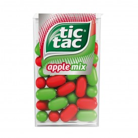 CARAMELOS TIC TAC APPLE MIX