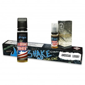 LÍQUIDO DROPS AMERICAN LUXURY SHAKE´N´VAPE 50ML.