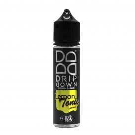 LÍQUIDO DRIP DOWN BY IVG LEMON TONIC SHORTFILL 50ML. 0MG NICOTINA