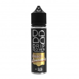LÍQUIDO DRIP DOWN BY IVG PEACH LEMONADE SHORTFILL 50ML. 0MG NICOTINA