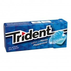 CHICLE TRIDENT GRAGEA FRESH MENTA