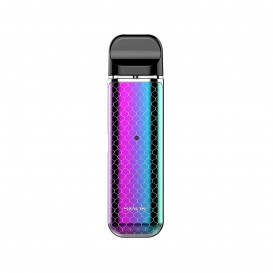 SMOK NOVO POD KIT PRISM CHROME AND RAINBOW COBRA