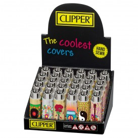 ENCENDEDOR CLIPPER POP COVER CHIC HIPPIE