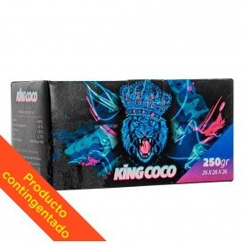 CARBÓN KING COCO 26 MM. 250 GRS.