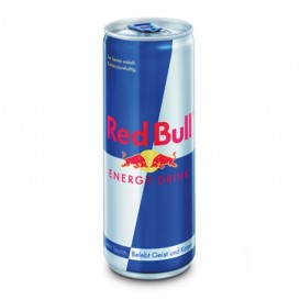 RED BULL LATA 25 CC.