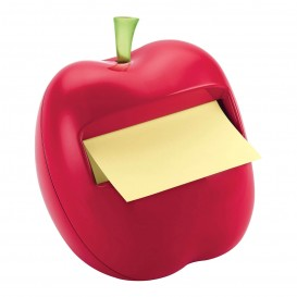 DISPENSADOR POST-IT MANZANA