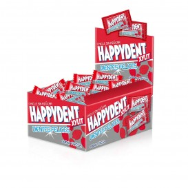 CHICLE HAPPYDENT FRESA MONOPIEZA