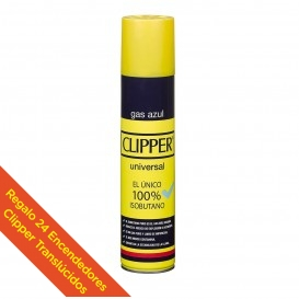GAS CLIPPER 300 ML.