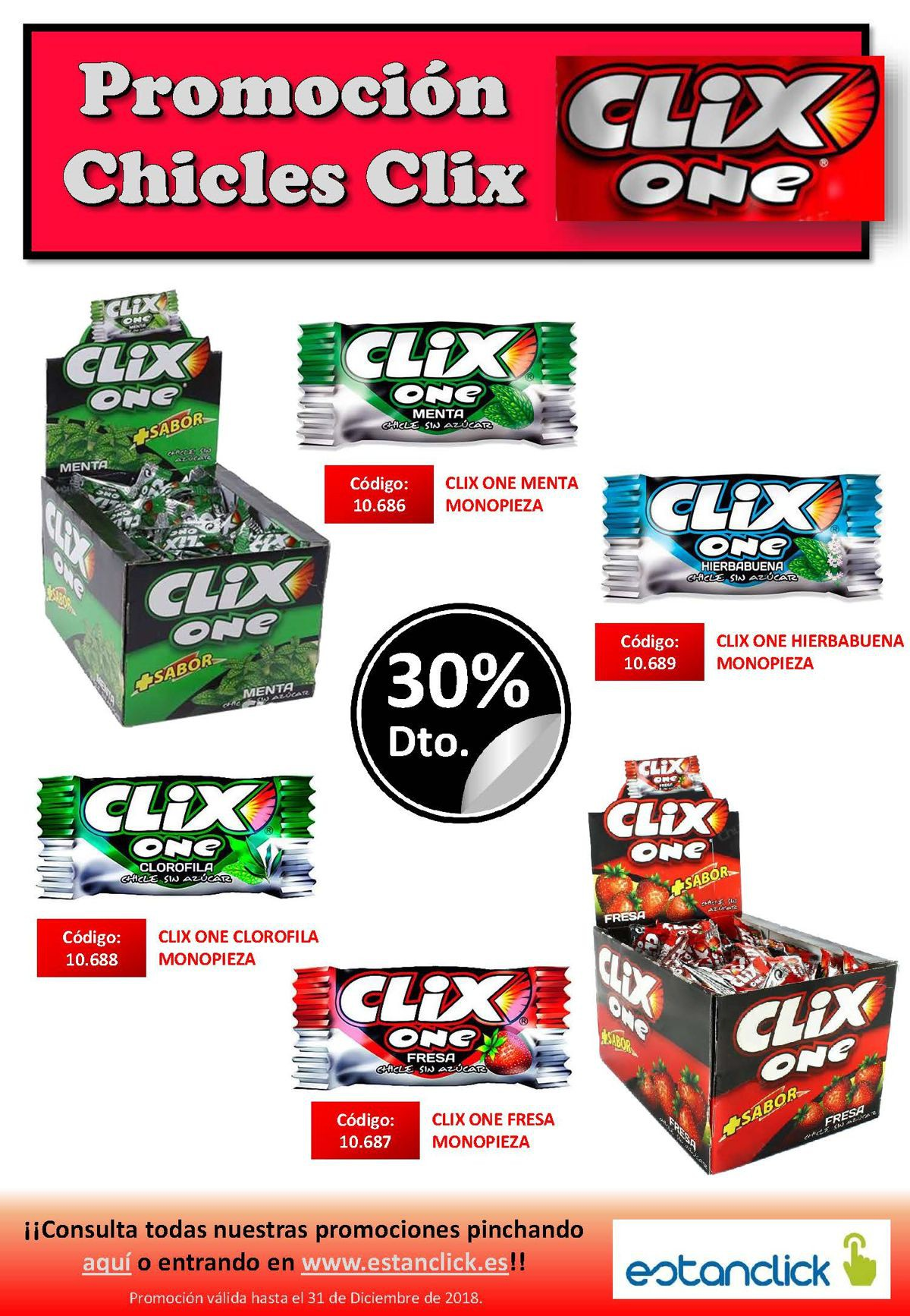 Promo Clix One