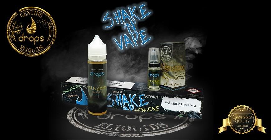 Drops lanza el concepto Shake'n'Vape